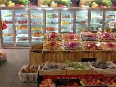 超市幾種必備冷藏展示柜如何選購