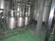 淀粉糖漿的生產工藝流程