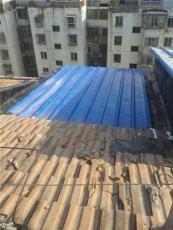 香山专业彩钢房防水 屋面防水 楼梯改造