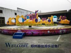 杭州嘉信國內首創風箏飛行游樂設備公園主打