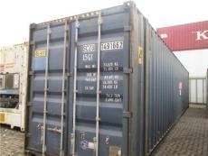 广州45尺集装箱