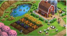 复利开发疯狂的农夫游戏
