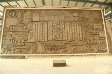 上海浮雕上海玻璃钢浮雕制作工厂洛可可印象