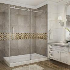 花鍵批發不銹鋼淋浴房滑輪家居18B浴室吊輪