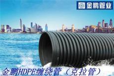 河南克拉管 聚乙烯缠绕增强管 应用领域广泛