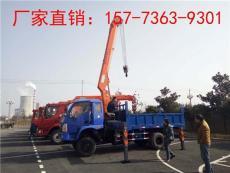 湖南昊天7吨拖拉机随车吊 农机带自卸随车吊