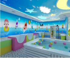 小鴨當家嬰兒游泳館具有無限的市場發展空間