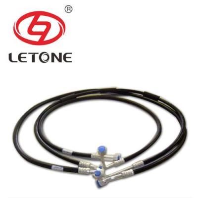 利通液压研发特种橡胶汽车空调使用软管