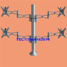 四屏液晶显示器支架LCD底座/LCD支架CY402