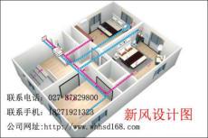 武汉酒店新风系统安装 武汉松下新风总代理