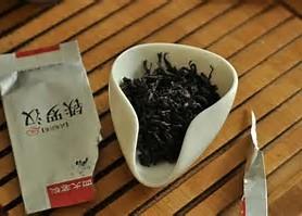 中闽鲜醇 武夷岩茶肉桂 水仙 大红袍 岩韵茶