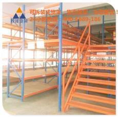 东莞两层立柱重型阁楼博亚直播电子仓生产厂家