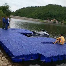 浙江臺州水上浮筒釣魚平臺 水上碼頭