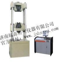 山东济南WAW-B微机控制电液伺服钢绞线试验