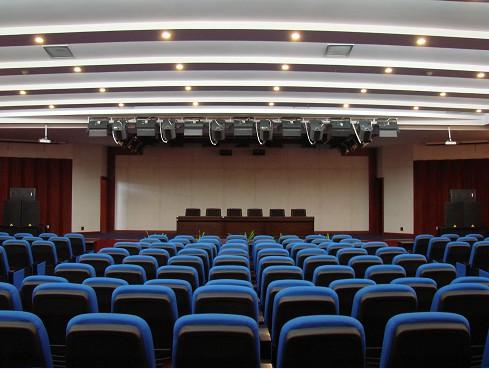 河南大礼堂音响灯光设计方案