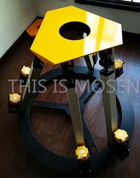 Moles六自由度平台-六自由度平台厂家设计