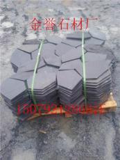 江西黑色冰裂纹青石板 锈色冰裂纹青石板