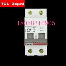 TCL羅格朗空氣開關小型斷路器TLB1-63/3P/C6
