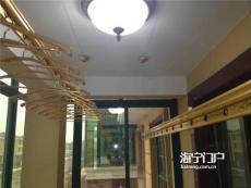 城阳维修晾衣架 晾衣架手摇器 钢丝