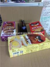 东南亚休闲食品进口清关代理公司