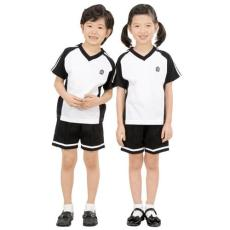 幼儿园园服夏装小学生校服夏款短袖衬衣短裤