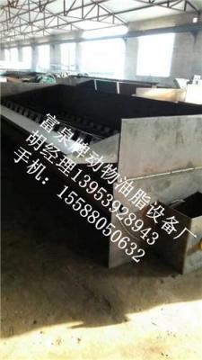 山东潍坊诸城市动物油脂设备 火烧底炼油锅