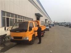 國五排放 廠家批發江鈴順達雙排座自卸車