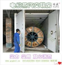 杭州市电缆交联房 蒸电缆蒸房 全自动蒸房