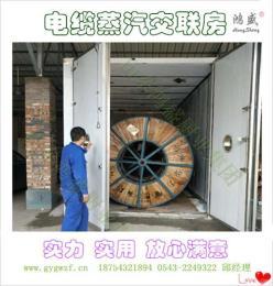 杭州市電纜交聯房 蒸電纜蒸房 全自動蒸房