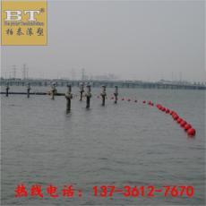 郴州环保级拦污漂排水上拦截浮筒