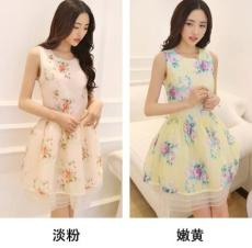 时尚女装批发货到付款便宜潮流女装连衣裙批