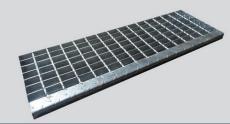 山東鋼梯定制批發 鋼格板樓梯 樓梯踏步板