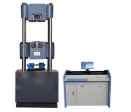 济南微机控制电液伺服万能试验机