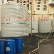 泰州圆柱体立式塑料水箱30吨化工储罐