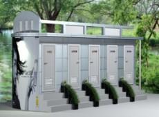廣東運行穩定 泡沫封堵無臭味的環保廁所