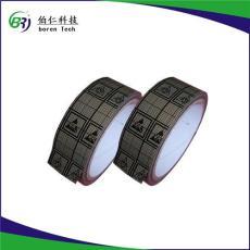 广东东莞黑色网格防静电胶带 警示胶带