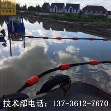 咸宁入水口拦污漂排工程直径60厘米一个整体