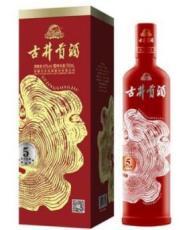 古井贡酒岁月经典五年陈白酒团购杭州 5年陈