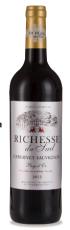 法国瑞斯银爵梅洛干红葡萄酒