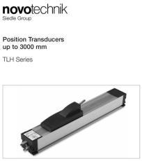 德国NOVOtechnik传感器TLH-750