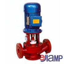 SL型酚醛玻璃钢管道泵 玻璃钢管道泵