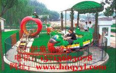 伊童乐厂家直销吸引孩子的游乐设备青虫果车