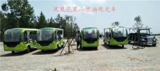 重庆凤凰花果山燃油观光车/金森林电动车