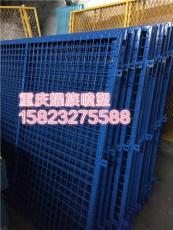 重慶四川欄桿噴塑加工廠