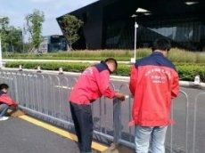 广东深圳道路护栏厂家/市政隔离防护栏厂家
