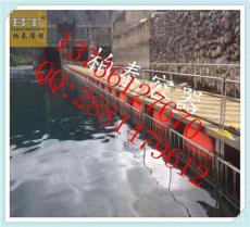 北海海上浴场围栏浮筒优质拦污浮体价格