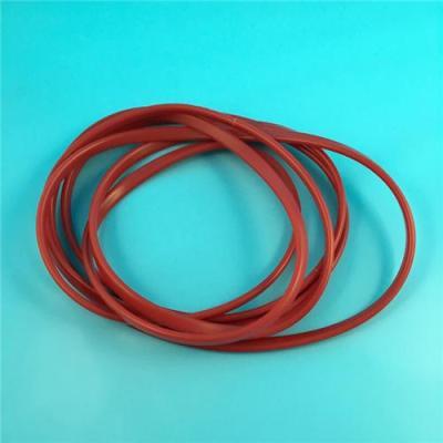 耐高温硅胶管 6061B 红色高温胶 耐腐蚀