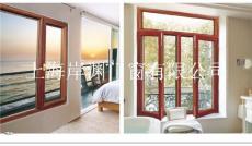 供应上海铝合金门窗--60断桥铝平开窗