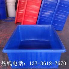 开封结实耐用方形漂染推布车塑料方桶