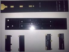 超薄0.2MM WIFI天线PCB 超薄机顶盒天线PCB